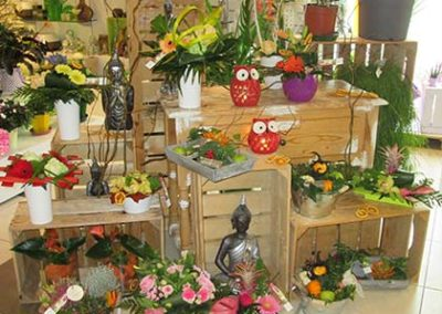 Pompes funébres Sainte Jamme sur Sarthe - Boutique
