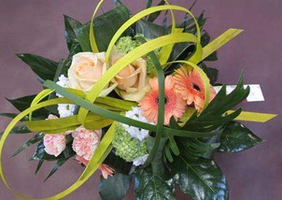 Pompes funébres Sainte Jamme sur Sarthe - fleurs